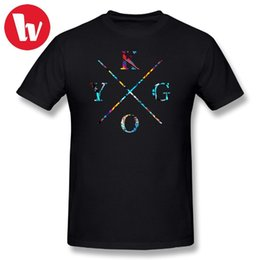 $enCountryForm.capitalKeyWord Canada - Kygo Music Tee Shirt Letter Print Cotton T Shirt Men Graphic Tees Summer Plus Size Short Sleeve T Shirts Basic Casual T-Shirt