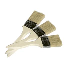 Барбекю приправа кисть деревянная рука свиная щетина гриль деревянная ручка высокое качество барбекю кисть соус