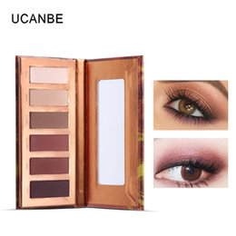 $enCountryForm.capitalKeyWord UK - UCANBE 6 Colors Mini Heat Eyeshadow Makeup Palette Shimmer Matte Daily Basic Eye Shadow Powder Natural Nude Contour Set