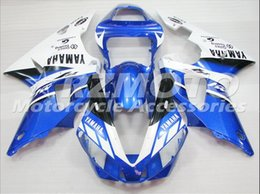 Kit Motorcycles For Sale Australia - 3 Free Gifts New motorcycle Fairings Kits For YAMAHA YZF-R1 2000-2001R1 00-01 YZF1000 bodywork hot sales loves White Red B9