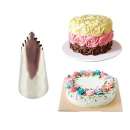 $enCountryForm.capitalKeyWord UK - #95 Leaves Pastry Tip Stainless Steel Icing Cupcake Decorating Tips Nozzles Kitchen Cake Making Tools Boquillas