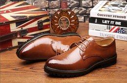 $enCountryForm.capitalKeyWord Canada - New Style Men Dress Shoe Fashion Comfortable Business Shoes Men Formal Shoes Lace-Up Male Wedding Shoes Black N158