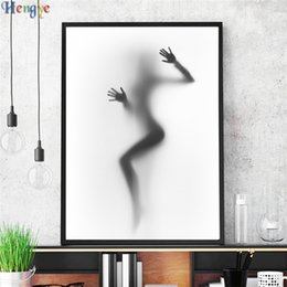 sexy figure for girls Australia - ZYXIAO people sexy girl Print Wall Oil Painting Art picture print on canvas No Frame for bedroom living home mosaic decor gift ys0027