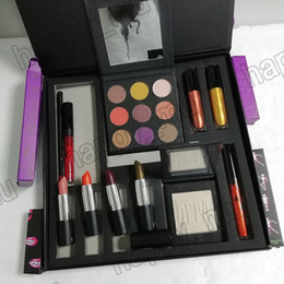 Kylie cosmetics for online shopping - 2018 new Halloween Kylie Cosmetics Kylie Jenner Weather Collection Bundle For Stormi Kylie Weather Makeup set big box shipping free