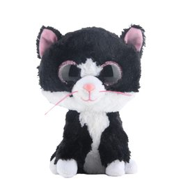 Original TY Beanie Boos Unicorn Big Eyes 15cm Plush Toy Doll Kawaii TY  Original Stuffed Animals for Babies s Christmas Gifts Toy original stuffed  toys on ... ef0f50192625