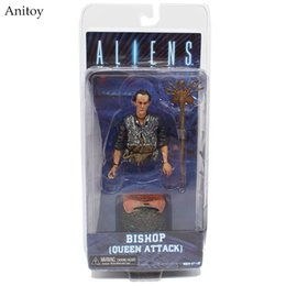 $enCountryForm.capitalKeyWord NZ - Toys Hobbies Action Toy Figures Aliens Series Alien Queen Bishop Queen Attack PVC Figure Collectible Model Toy 9cm KT4003