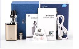 $enCountryForm.capitalKeyWord Australia - Newest arrival ECT C30 mini kit e cigarette box mod vape mod met atomizer 2.0 ml vaporizer 1200mah electronic cigarette starter kits