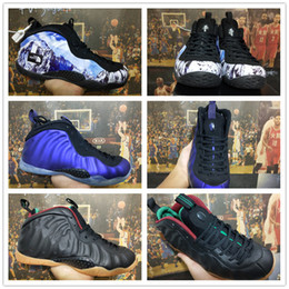 best service 44113 6a823 Penny Hardaway 1 Akos North AAA+ Foams Foam One Basketball Shoes for High  quality 1s Men Fashion designer Sneakers Size 40-47