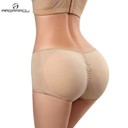 e4c6422503b Women s Shapewear Butt Lifter Padded Panty Body Shaper Women Sexy Buttocks  Push Up Lingerie Underwear Panties Plus Size S-3XL