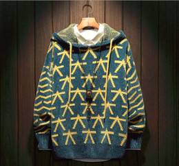 85a5ae7ae72 Japan Men Sweaters NZ - 2019 New Men Sweater Pullover Japanese Male O-Neck  Pattern