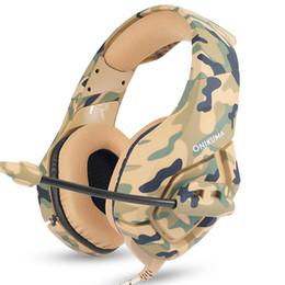 $enCountryForm.capitalKeyWord NZ - ONIKUMA K1 Camouflageg headset Bass Gaming Headphones with Mic for PC Mobile Phone with Mic for PC Mobile Phone New Xbox One