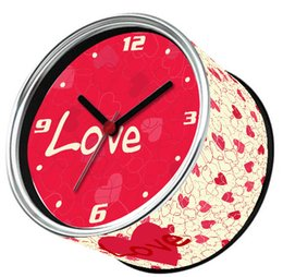 $enCountryForm.capitalKeyWord NZ - Only 6-10 Days Arrive To USA By E-Packet Air Shipping 2pcs lot Saint Valentine's day Love Clock Funny Fridge Magnet Wall Clocks