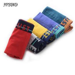 China 5pcs lot Solid Color Boy Panties Cotton Children Breathable Underwears Boxer Panties For Boys Kids Shorts Pants BU019 cheap boxers kids suppliers