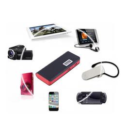 External Power Supply For Phone NZ - 50000mAh Dual USB Digital Screen Display Mobile Phone External Power Bank Battery Power Supply Charger For IphoneFree shipping