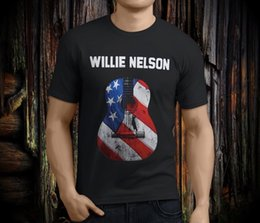 $enCountryForm.capitalKeyWord Australia - Shirt Making Websites Men'S Willie Nelson Guitar Short Sleeve Gift Crew Neck Shirts