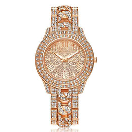 2e71ed08228 2018 Brand Rose Luxury Brand Gold Quartz Watch Men Casual Japanese Quartz  Watch Stainless Steel Mesh with Slim Clock Ladies