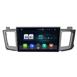 Chinese  Car DVD player for Toyota RAV4 2012-2015 10.1inch 4GB RAM Octa core Andriod 8.0 with GPS,Bluetooth manufacturers