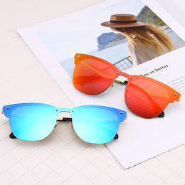 ffe6bbafad 3576 With Polarized Fashion Rays Sunglasses Men Women Sun Glasses Brand  Designer Justin Mirror Gafas de sol Bans Designer Male Eyewear cases