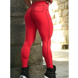 $enCountryForm.capitalKeyWord Canada - Yoga Pant Women Low Waist Pants Push Up Sexy Hip Solid Trousers For Women Sport Elastic Leggings Adventure Time for Girl