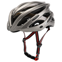 Discount xs accessories - KINGBIKE helmets CE mtb Women white light helmet road cycling men Insect Net accessories de bicycle helmet mtb dh e