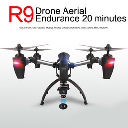 Drone Quadcopter Wifi NZ - intelligent 200W HD Camera 20minute flying drone Quadcopter UAV Aircraft WiFi FPV Real-time Headless mode 3D flips Outdoor toys