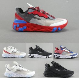 the latest c8da9 8084f Nike air max Vapormax Chaussures Casual Hot Original Epic Undercover  Respirant Fil De Maille Femme Hommes Livraison Gratuite Taille US 5.5-11  React Element ...