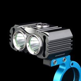 led bike bicycle t6 cree Australia - TrustFire TR-D016 CREE XM-L2 LED 3 Mode 800 LM Rechargeable Bike Bicycle Light