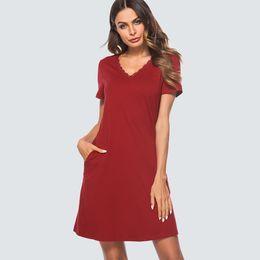241702cfb2ef3 V Neck Shift Dress Online Shopping | Shift Dress Sleeveless V Neck ...