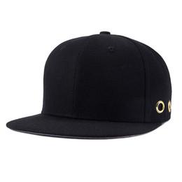 cd566dea16234 WuKe Solid Bone Snapback Caps Snapback Hats For Men Brand Unisex Hip Hop  Baseball Cap black