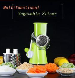 Cutter Onions NZ - 2017 Best Seller Manual Vegetable Cutter Gadget for Kitchen Mandoline Slicer Kitchen Accessories Potato Carrot Onion Grater Kitchen Goods