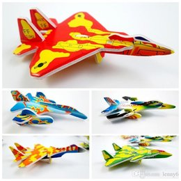 $enCountryForm.capitalKeyWord Canada - 720pcs lot Mini fighter aircraft plane Model paper 3D puzzles toys for children gift Intelligence toys