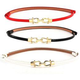 $enCountryForm.capitalKeyWord Australia - Belts For Women FashionWoman Girl Candy Colours Strap Leather Belt Waistband For Dress Shirt Leather Belt Women 2018 40AG30