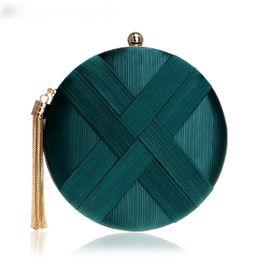 black purse gold chain 2018 - Fashion Women Bag Tassel Metal Small Day Clutch Purse Handbags Chain Shoulder Lady Evening Bags Phone Key Pocket Bags ch