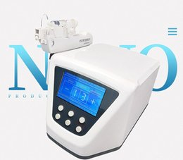 Discount needles for mesotherapy - No-Needle Mesotherapy Device Needle Free Water Pressurized Mesogun Water Injection Gun For Wrinkle Removal Skin Lifting