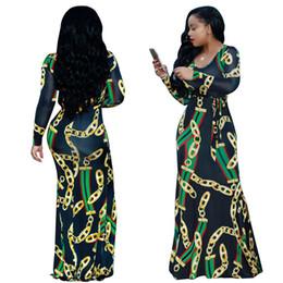 09f70006345 Digital Print Fashion Women Maxi Dresses Traditional African Long Dress  Dashiki Elastic Elegant Ladies Bodycon Summer Dress Plus Size 3XL