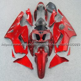 $enCountryForm.capitalKeyWord Australia - 5Gifts+Custom INJECTION MOLD ABS red Fairing For Kawasaki NINJIA ZX12R 2002 2003 2004 2005 2006 ZX-12R ABS plastic bodywork kit