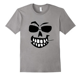 halloween toothpicks online shopping t shirt hot sale clothes o neck short halloween face toothpick