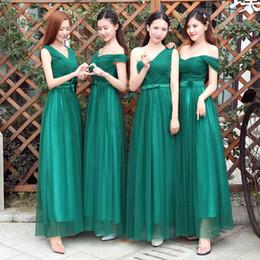 c439faff447 Korean bridesmaids dresses online shopping - New Korean Bridesmaid Dresses  Long White Dress Choir Sisters Shouwan