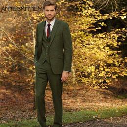 Vintage Wedding Suits For Grooms Men NZ | Buy New Vintage Wedding ...