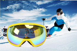 $enCountryForm.capitalKeyWord Canada - Ski Goggles Double Layers UV400 Anti-fog Big Ski Mask Glasses Professional Men Women Snow Snowboard Goggles Motorcycle Glasses with Box