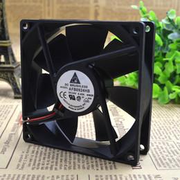 25mm dc fan online shopping - For Delta AFB0924HB DC V A MM CM Inverter Cooling Fan