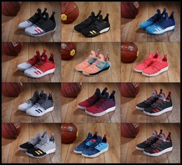 1753f657509b 2018 High quality Harden Vol. 2 Men Basketball Shoes James Harden Vol. 2  Rocket Red White black blue Athletic trainers Sneakers US 7-12