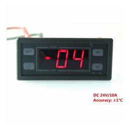 $enCountryForm.capitalKeyWord Australia - Digital Temperature Controller LED Display Thermostat Regulator 24V 10A Reptile Thermocouple Sensor Heating Cooling Control