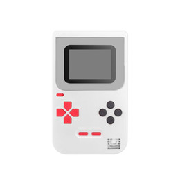 video game wholesalers NZ - HKB507 Mini Handheld Can Store 268 Classic Handheld Game Consoles Retro Video Game Handheld Game Console 507 Boy Birthday Gifts