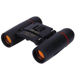 Chinese  Mini Professional HD Vision Binoculars Telescope Glasses for Hunting Concert Outdoor Sports Travel Zoom Dual Monocular Telescopi manufacturers
