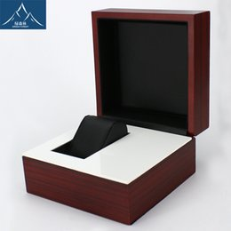 cheap gift boxes wholesale NZ - high quality cheap price luxury custom wooden watch packaging box wholesale wood jewelry gift packing storage boxes