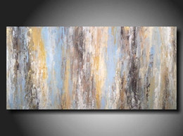 Bar Paintings Australia - Best seller Handmade Simple Elegant Abstract Oil Painting on Canvas Home Decor Modern abstract Picture for Room Hotel Bar Decor