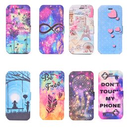 $enCountryForm.capitalKeyWord Australia - for iphone5 6s 7plus 8p phone case PU leather Embossed Relief painting Kickstand Stand Design custom shockproof Dust Proof