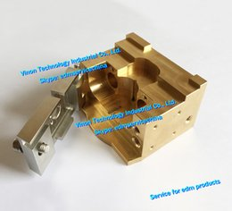 $enCountryForm.capitalKeyWord Canada - X187B580H01 M605 Upper Die Guide Holder 80Wx69Lx47mm for DWC-FA10, FA20 wire-cut edm machine X192B442H02 edm Guide Base FA10 edm Guide Block