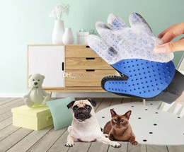 Massage Clean NZ - High quailty Silicone Dog Glove Cat Gloves Soft Use Pet Cats Gloves Grooming Bath Hair Cleaning Comb Efficient Massage Pets Supplier